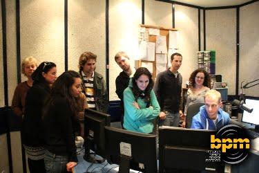 קורס מקצועות הרדיו מתארח ב ECO 99