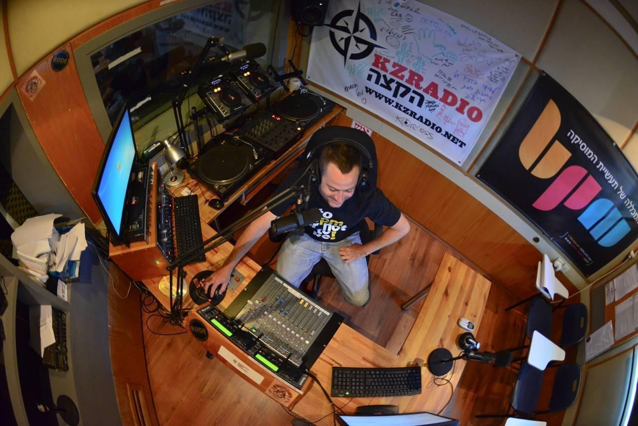 לימודי רדיו וקריינות בBPM