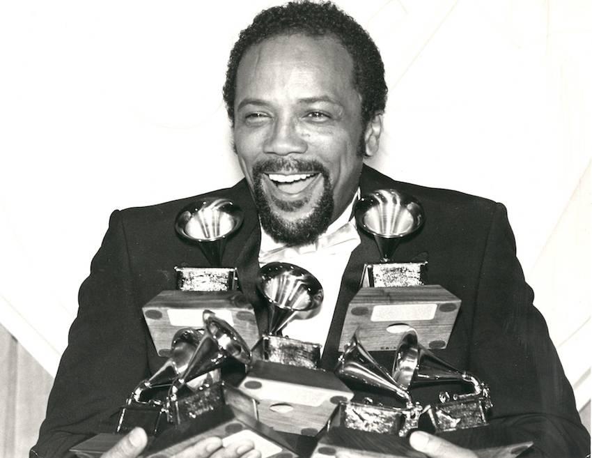 קווינסי ג'ונס (Quincy Jones), על המפיקים הגדולים בהיסטוריה
