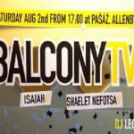 פסטיבל Balcony TV בשיתוף מכללת BPM יוצא לדרך!
