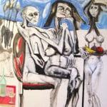 הגדה של יצירה – תערוכה קבוצתית בליווי מכללת BPM