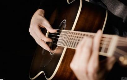 איך להקליט ולהפיק גיטרה באולפן הביתי
