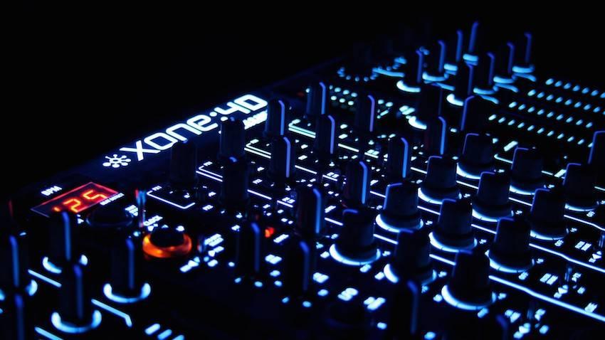 מוסיקה אלקטרונית, יצירת טראקים של טרנס