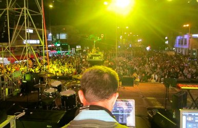 בוגרי BPM על במות יום העצמאות בחיפה- לתפארת מדינת ישראל