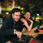הבלוגר בוגר קורס DJ גיא חג'ג' (עונג שבת) חוגג שנה לליין מסיבות הניינטיז