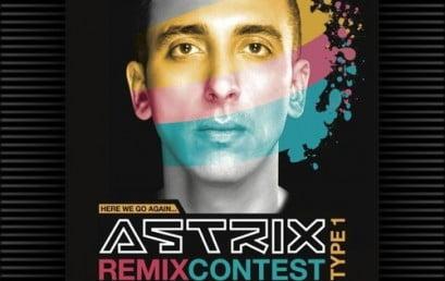 BPMREMIXED מציגים: תחרות רמיקסים ל- Astrix!