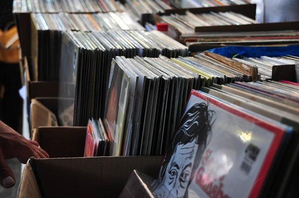"""מכללת BPM בשיתוף פעולה עם יריד התקליטים הענק של """"פשפשוק"""""""