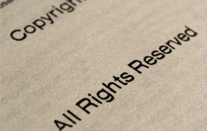 מוזיקאים ודיני זכויות יוצרים