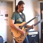 גיבור הגיטרה והמרצה להפקת גיטרות יוסי סאסי משיק סינגל ראשון מתוך אלבום חדש