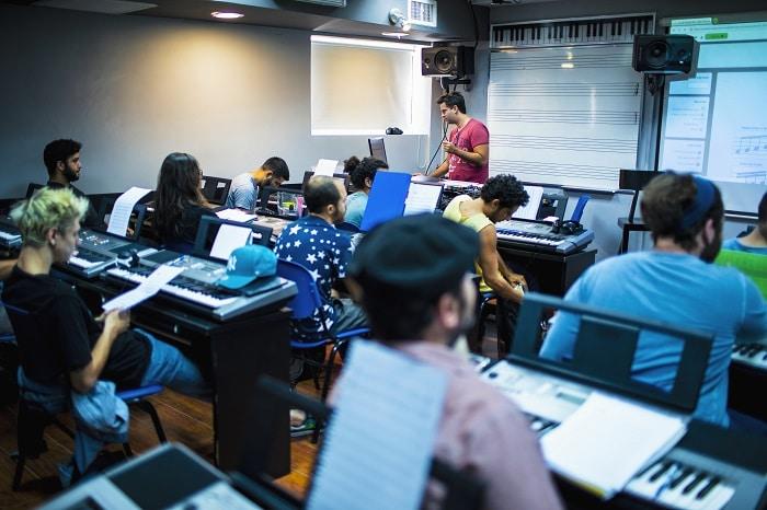 לימודי מוסיקה, לימודי תיאוריה מוזיקלית - מכללת BPM