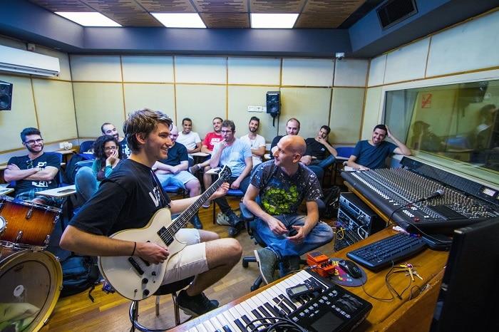 לימודי מוסיקה, לימודי הפקה מוזיקלית - מכללת BPM