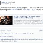 דיג'יי PIPE (עמית רואי), מרצה בקורס DJ, במגזין DJ Tech Tools