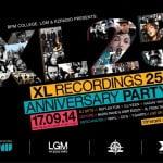 האזינו להרצאה של נדב רביד ואגוזי (הקצה) לחגיגות 25 שנה ללייבל XL שהתקיימה ב BPM