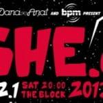 SHE.J – The Best Women DJs in Town