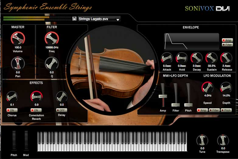 Sequencing Tips – Strings