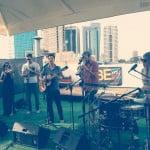 צפו בראיון עם להקת האינדי-פולק theAngelcy על גג מכללת BPM