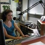 הנדסת קול – בוגרת קורס הרדיו תמר גלציאנו מגשימה חלום