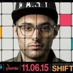 מכללת BPM גאה להציג: סדנת אמן עם DJ Shiftee!