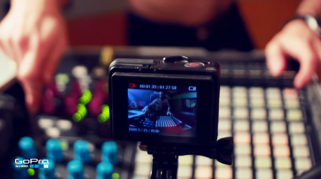 GO PRO Music sessions- BONAFIDE 3000: