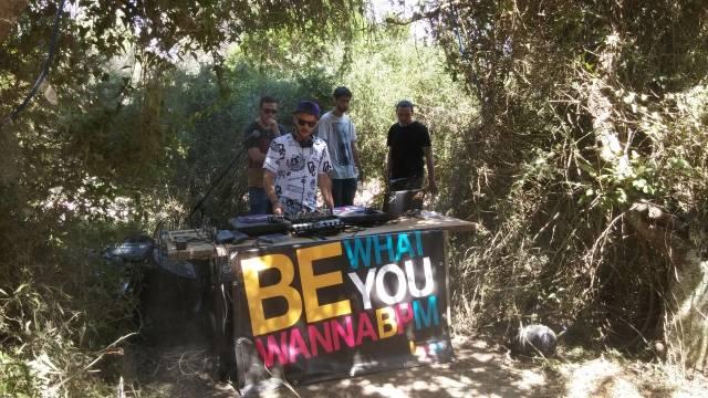בוגרי BPM הקפיצו את יערות מנשה: