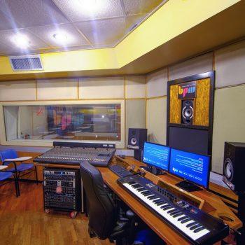 מכללת BPM - בית ספר למוסיקה אולפן A 2