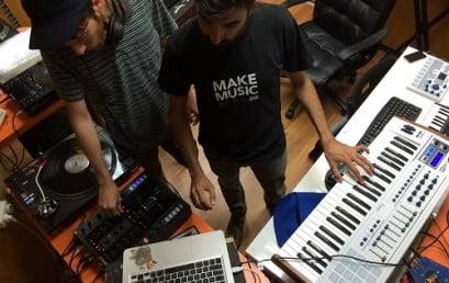 קורס הפקה מוסיקלית מתקדמת לנוער