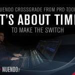 חלילית – שדרוג מ-Pro Tools ל-Nuendo 7 במחיר מיוחד