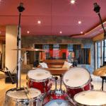 6 טיפים להקלטת תופים באולפן הביתי