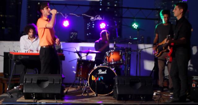 צפו בלהקת המיטבולז בפרוייקט ה-inDcover- של BPM ופסטיבל אינדינגב!
