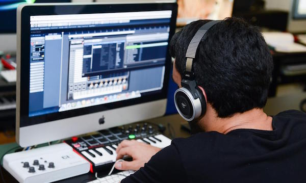 לימודי תוכנה ליצירה והפקת מוזיקה