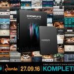 הרשמה לסדנת השקת KOMPLETE 11 בשיתוף קילומבו