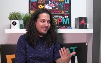 צפו בשיעור היפ-הופ וראפ עם אורטגה – BPM LIVE