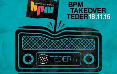 BPM TAKEOVER X TEDER 18.11.2016