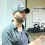מוזיקה לקולנוע – רועי קופרווסר מדגים את תהליך היצירה לסרטי קולנוע
