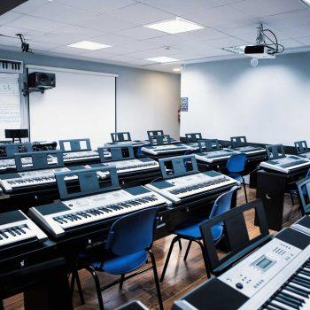 כיתת מוסיקה - מכללת BPM