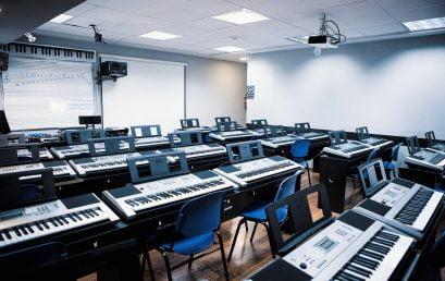 כיתת מוסיקה