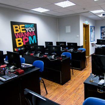 כיתת מחשבים - מכללת BPM