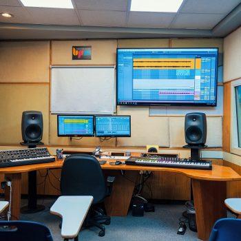 מכללת BPM - בית ספר למוסיקה אולפן C