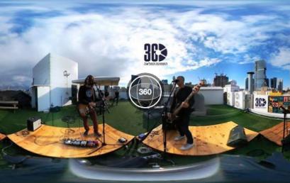 BPM360 – ביצועי לייב ב-360 מעלות בשיתוף NRG