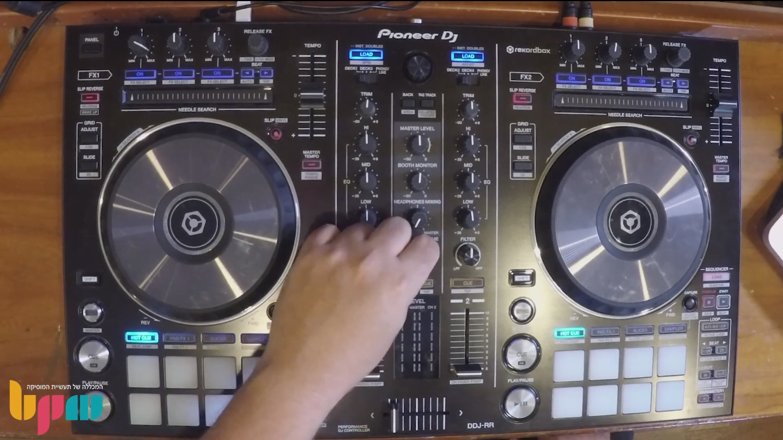 Pioneer DDJ-RR – אייל גולדמן בסקירה של ציוד DJ
