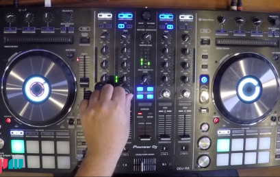 Pioneer DDJ-RX – אייל גולדמן בסקירה של ציוד DJ