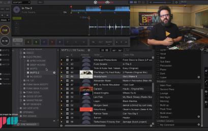 תוכנת פיוניר רקורדבוקס Pioneer Rekordbox DJ, מדריך וסקירה כללית