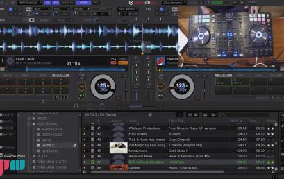 ביט ג'אמפ (Beat Jump) עם פיוניר רקורדבוקס Pioneer Rekordbox DJ