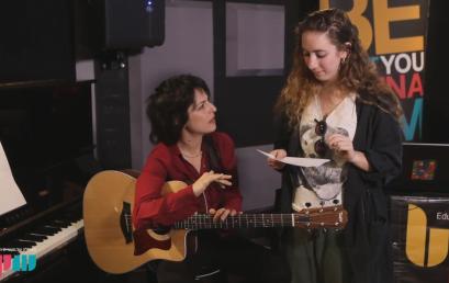 שיעורי פיתוח קול, איך להגיש שיר (חלק א')