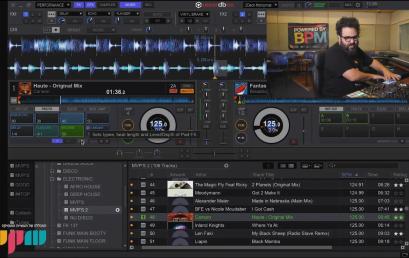 אפקטים בפיוניר רקורדבוקס Pioneer Rekordbox DJ