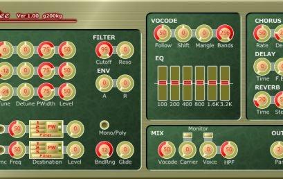מדריך ווקודר Vocoder למתחילים, 3 ווקודרים חינמיים להורדה
