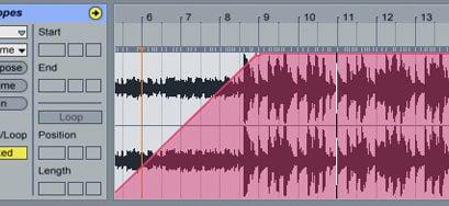 טכניקות הפקה מתקדמות, מניפולציות אודיו (Audio Manipulation)