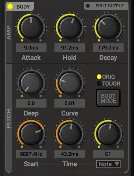 שימוש בפלאג-אינים של קיק סינת'יסייזר (Kick Synthesizer) - מכללת BPM