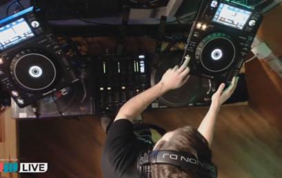 בוגרי המכללה אופיר אמסלם ועידן פרץ ב-DJ SET