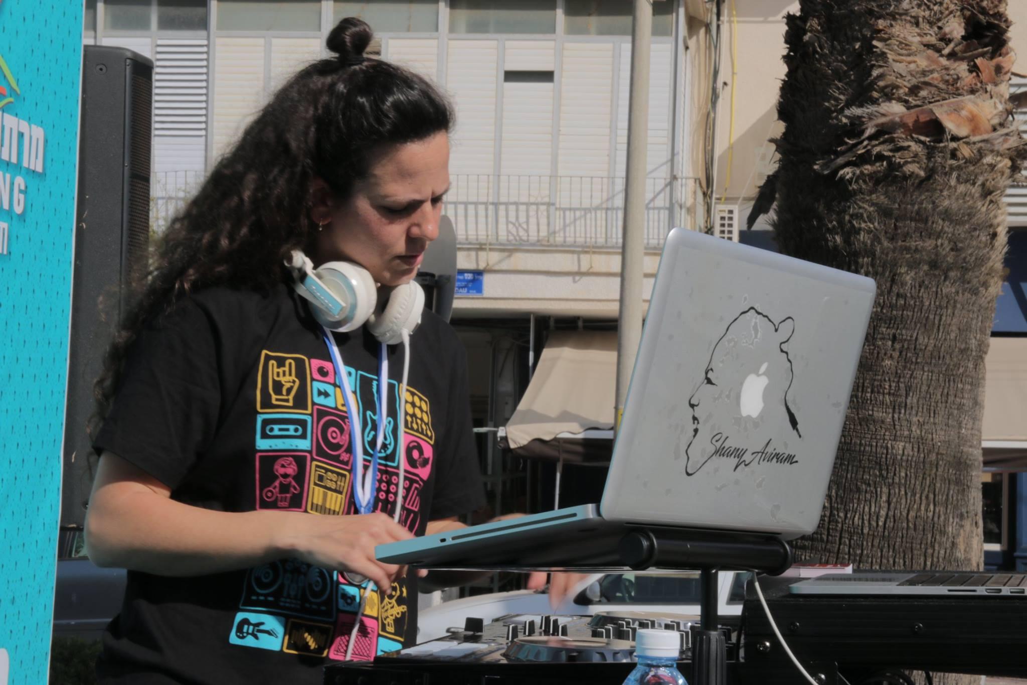בוגרי קורס DJ מקפיצים את מרתון תל-אביב